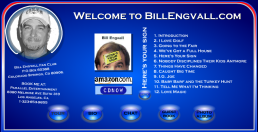 BillEngvall.com Flash site